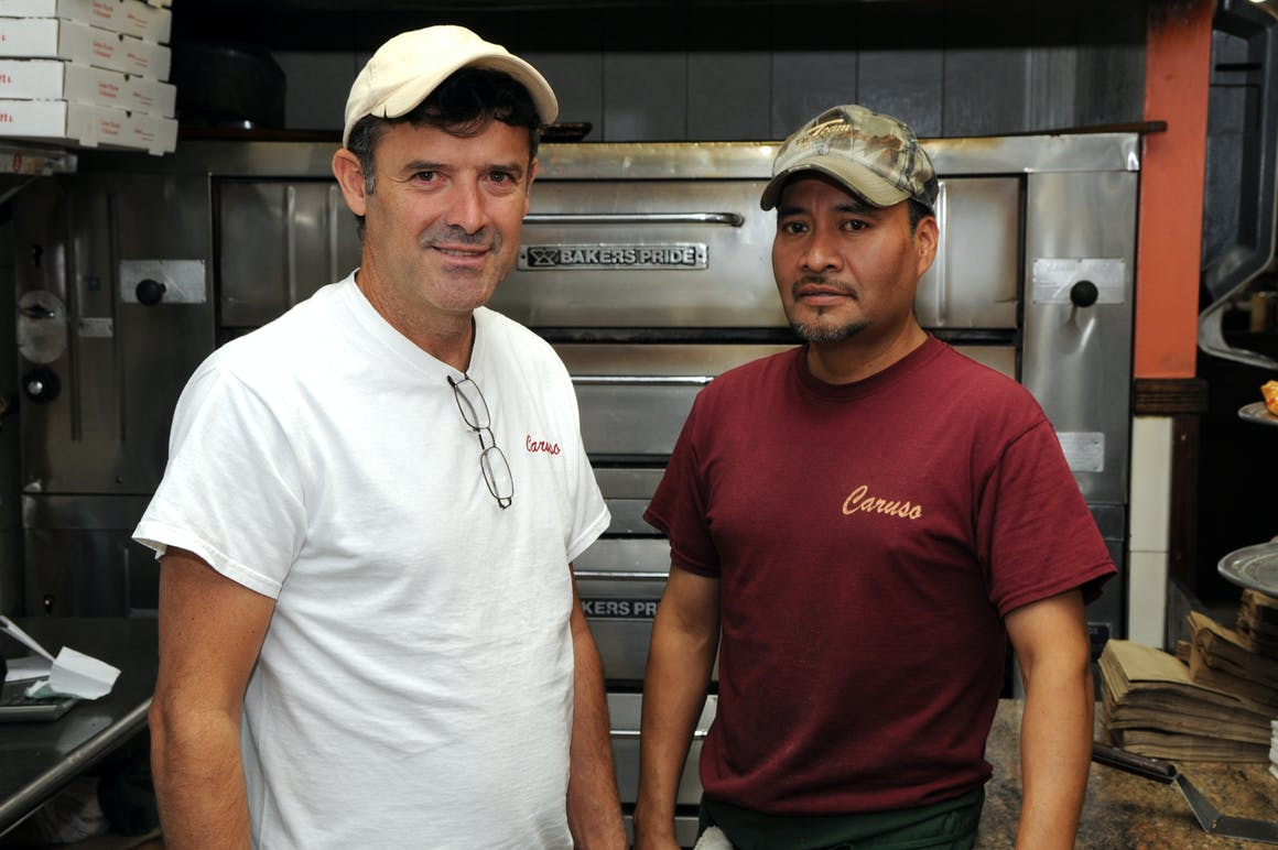 Caruso's Pizza & Restaurant's restaurant story