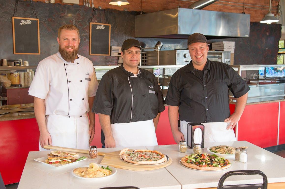 Ray's Pizza da Sogno's restaurant story