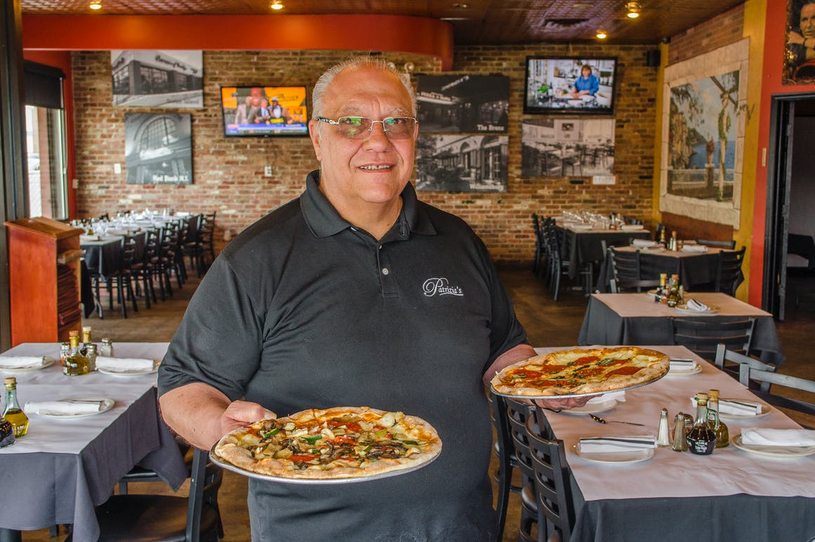 Patricia's Pizza of Tremont's restaurant story