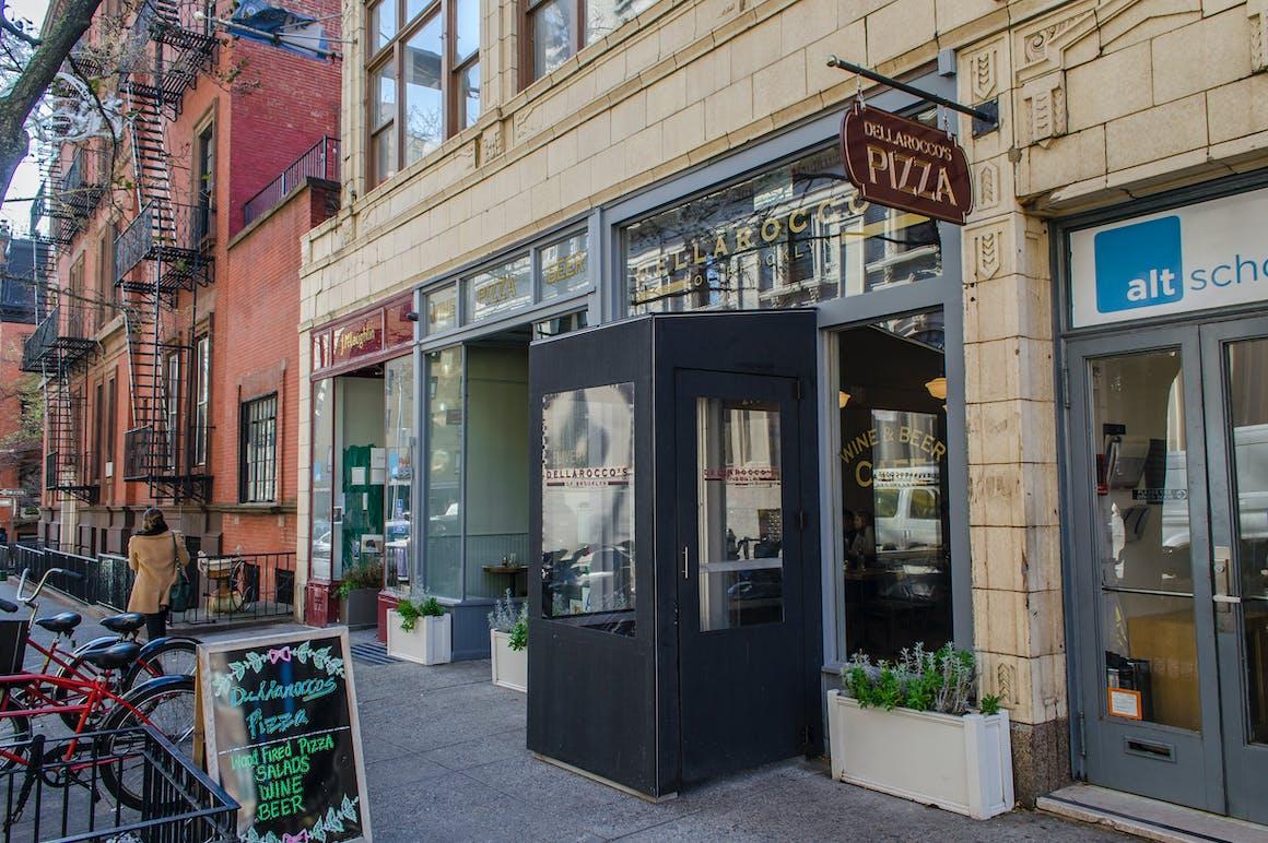 Dellarocco's of Brooklyn's restaurant story