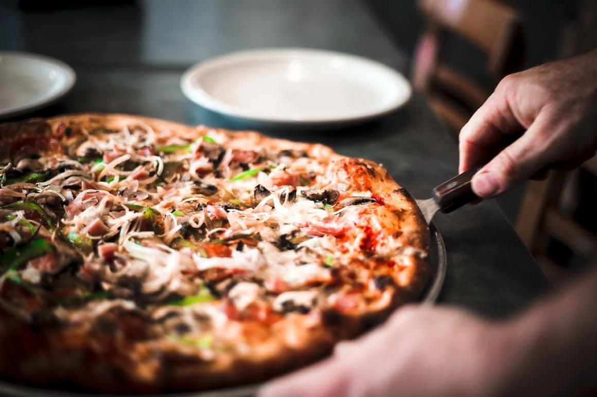 Magdalena's Pizzeria's restaurant story