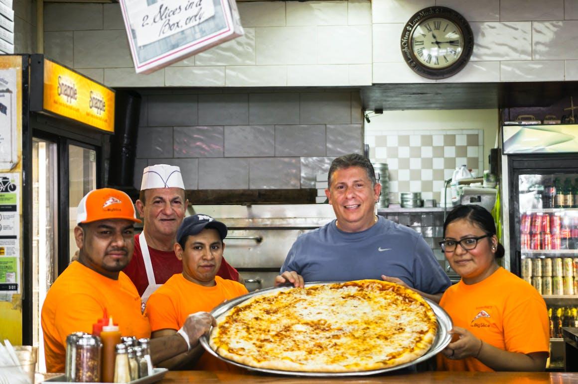 Cascarino's Pizza's restaurant story
