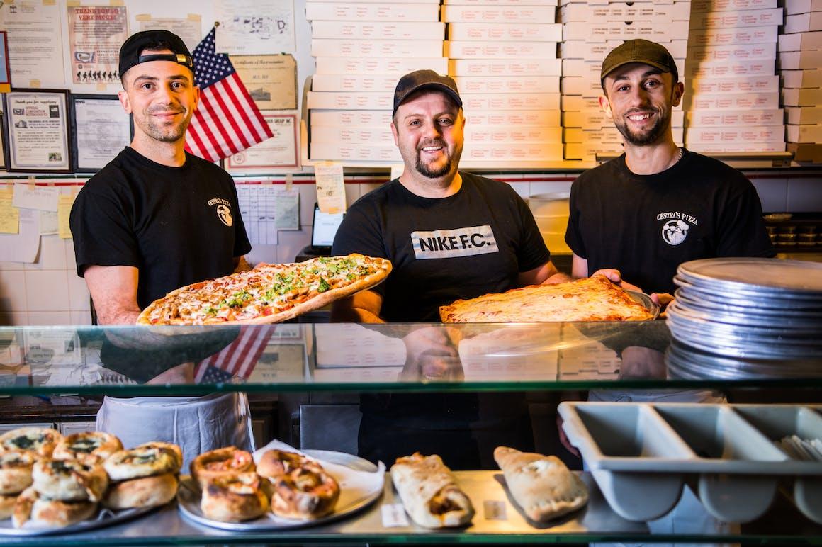 Cestra's Pizza's restaurant story