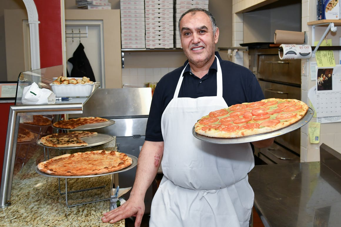 Rivoli Pizzeria's restaurant story
