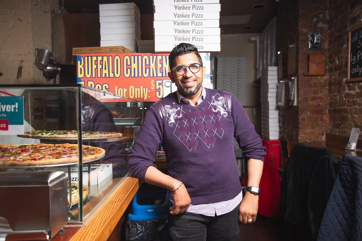Yankee Pizza's restaurant story