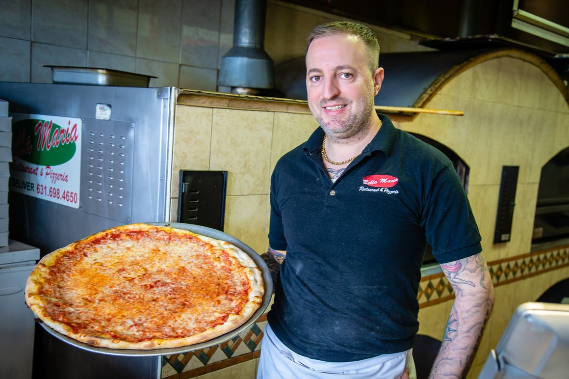 Bella Maria Restaurant & Pizzeria's restaurant story