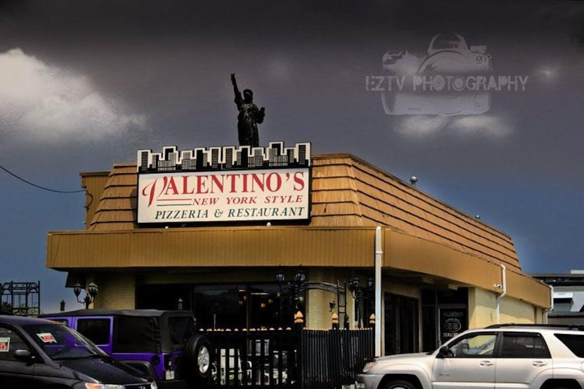 Valentino's New York Style Pizzeria's restaurant story