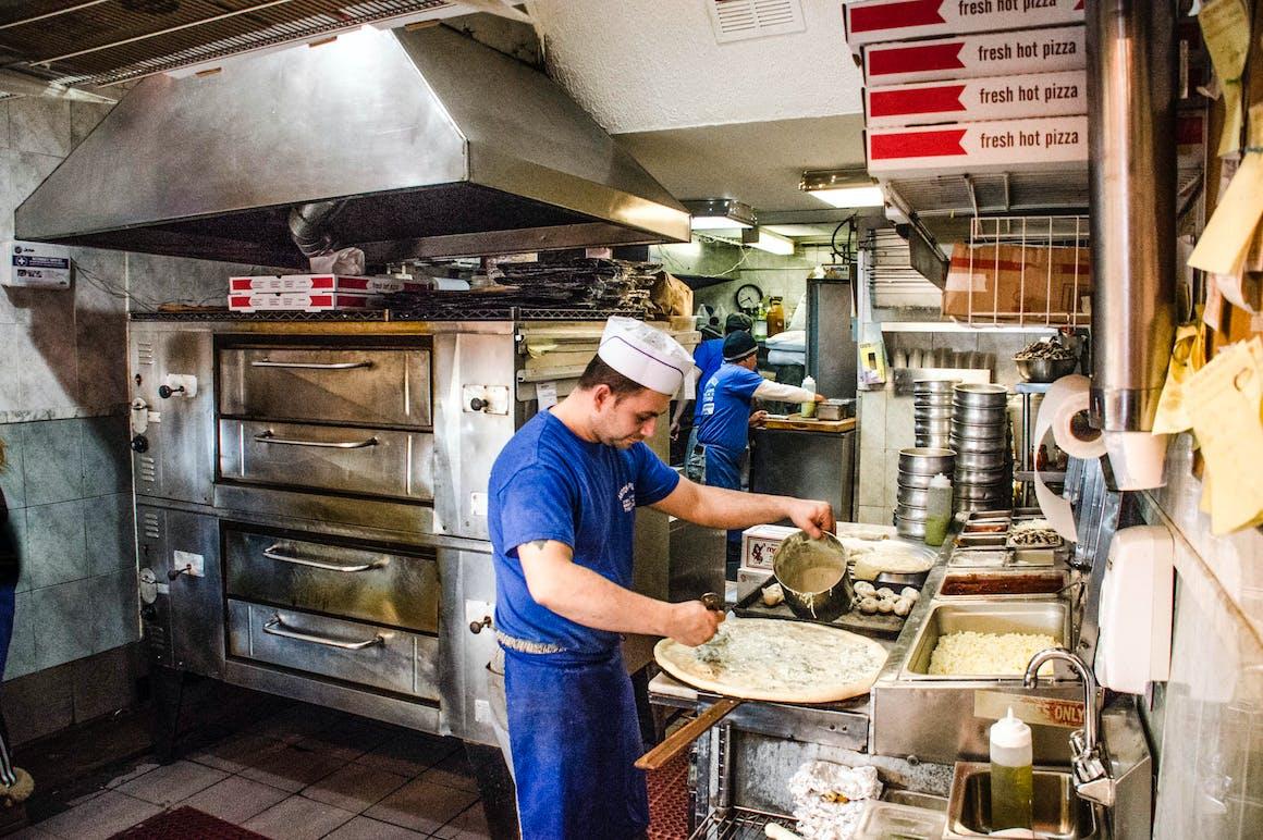 Antonio's Pizza's restaurant story
