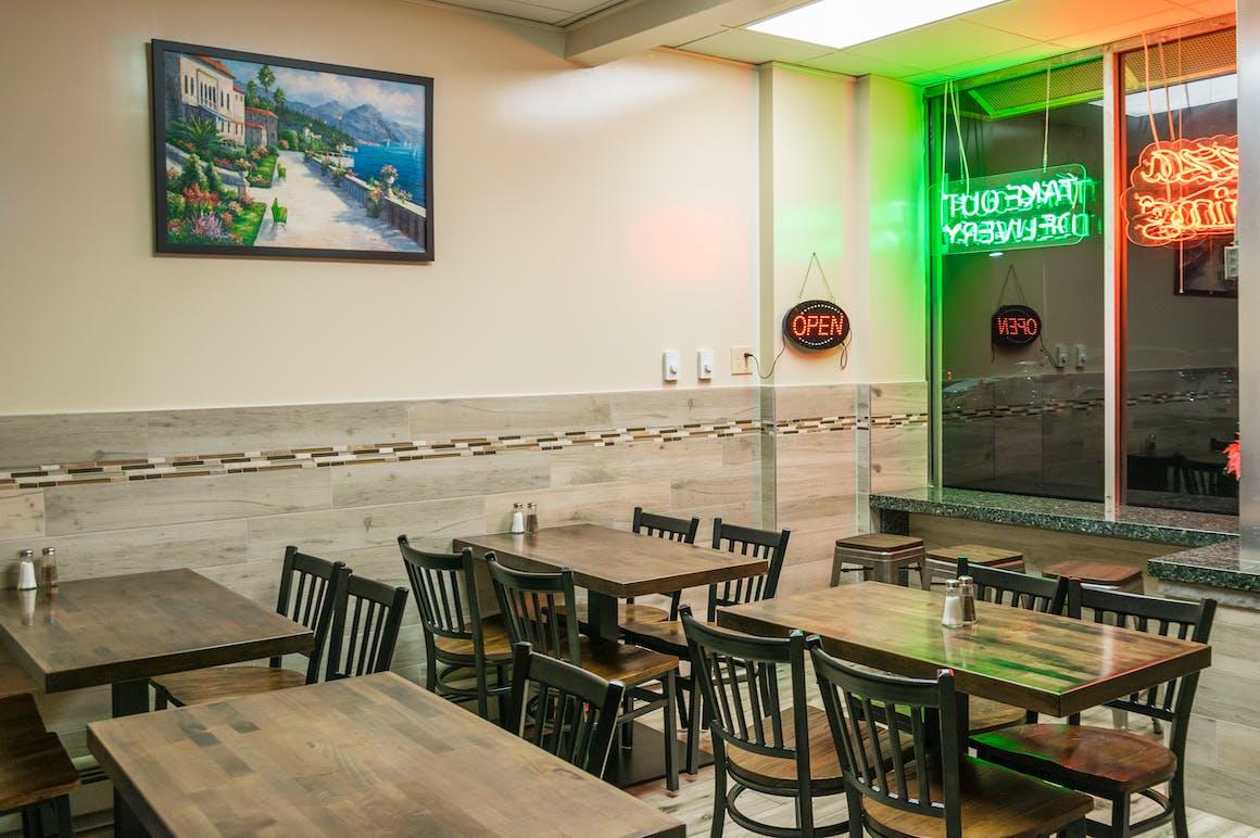 Pizza King's restaurant story