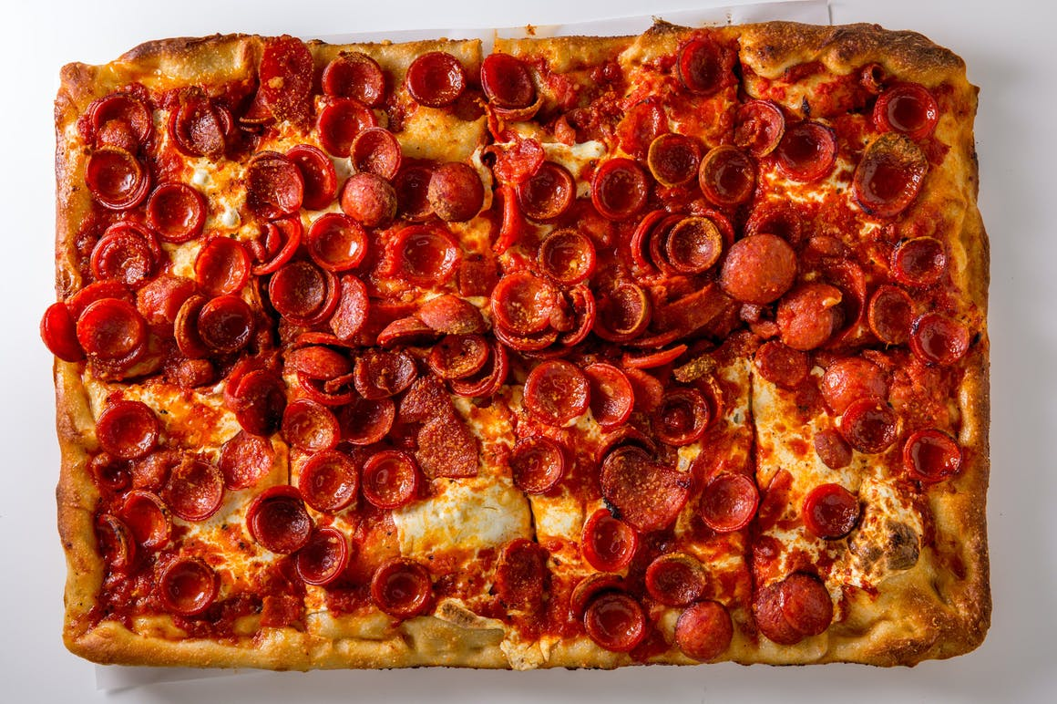 Prince Street Pizza's restaurant story