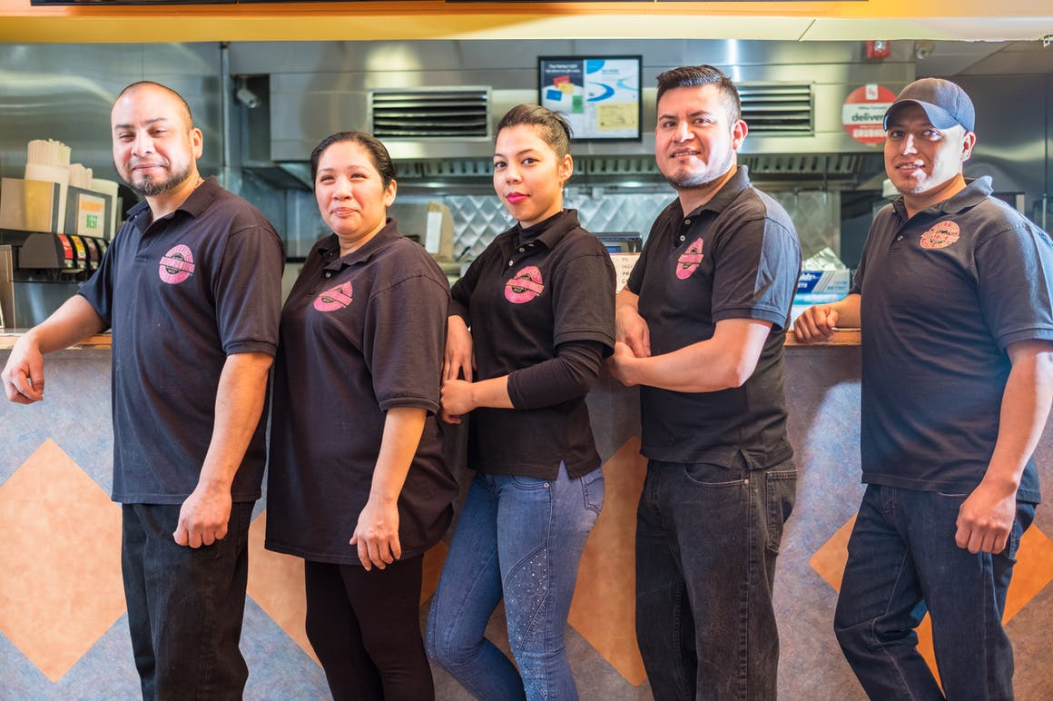 Hilltop Carryout's restaurant story