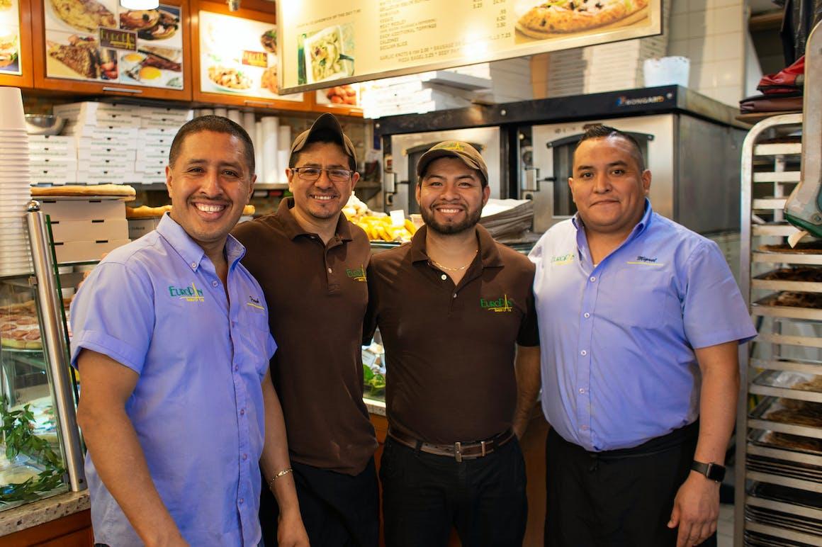 Europan Bakery Cafe's restaurant story