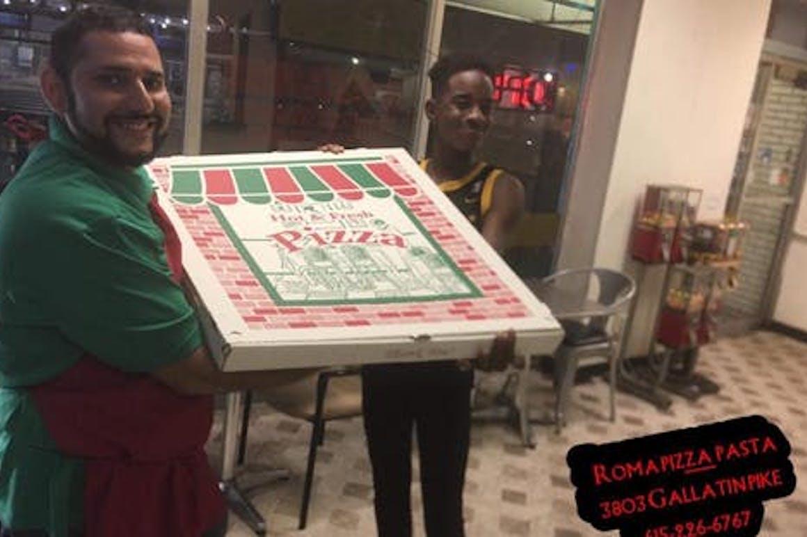 Roma Pizza & Pasta's restaurant story