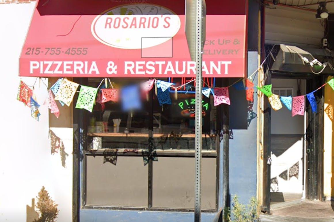 Rosarios Pizzeria's restaurant story