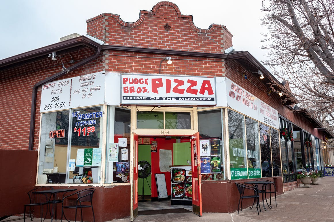 Pudge Bros Pizza - 12th Ave's restaurant story