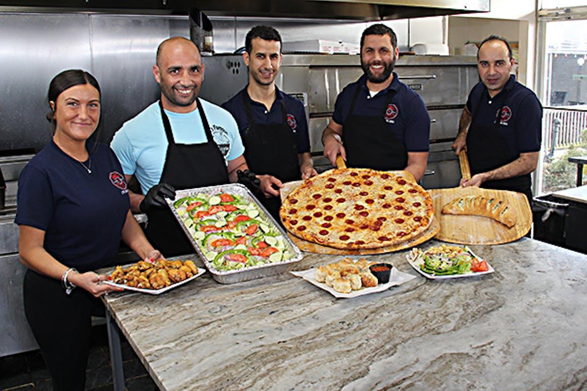 Sal's NY Pizza's restaurant story