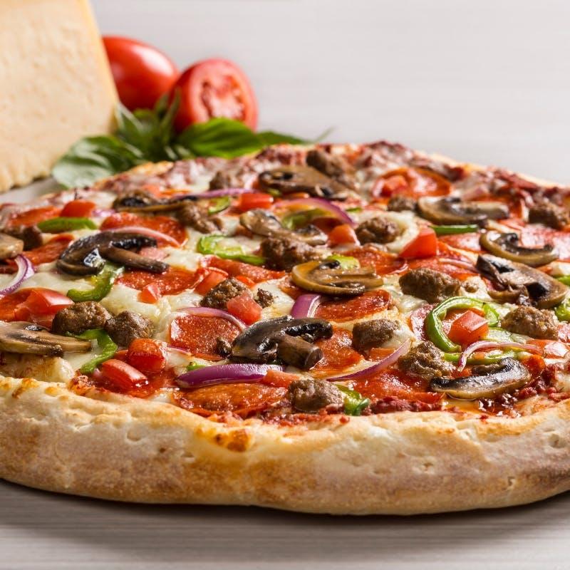 Oggi S Sports I Brewhouse I Pizza Menu Santee Ca Order Delivery Slice