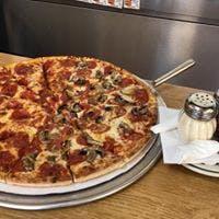 Roblox Pizza Greek Pizza Pal Restaurant Menu New Britain Ct Order Delivery Slice