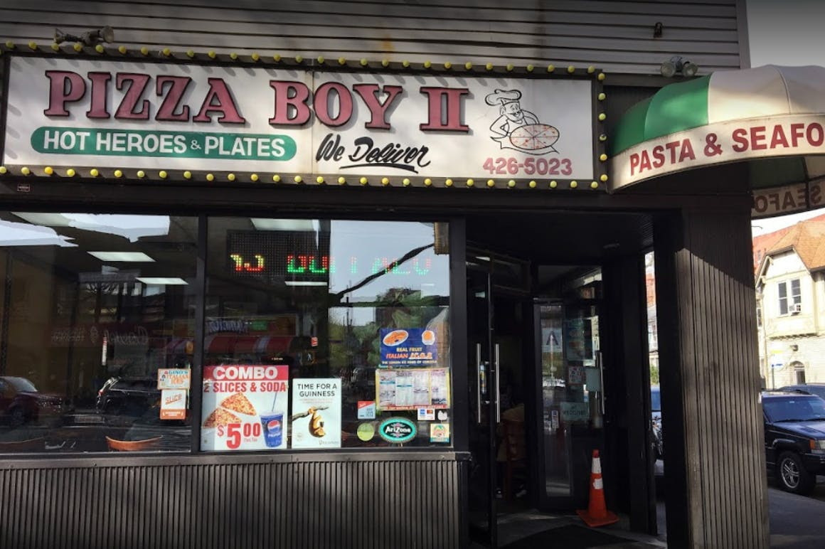 Pizza Boy II - Woodside's restaurant story