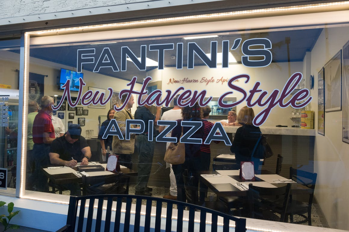 Fantini's Apizza's restaurant story