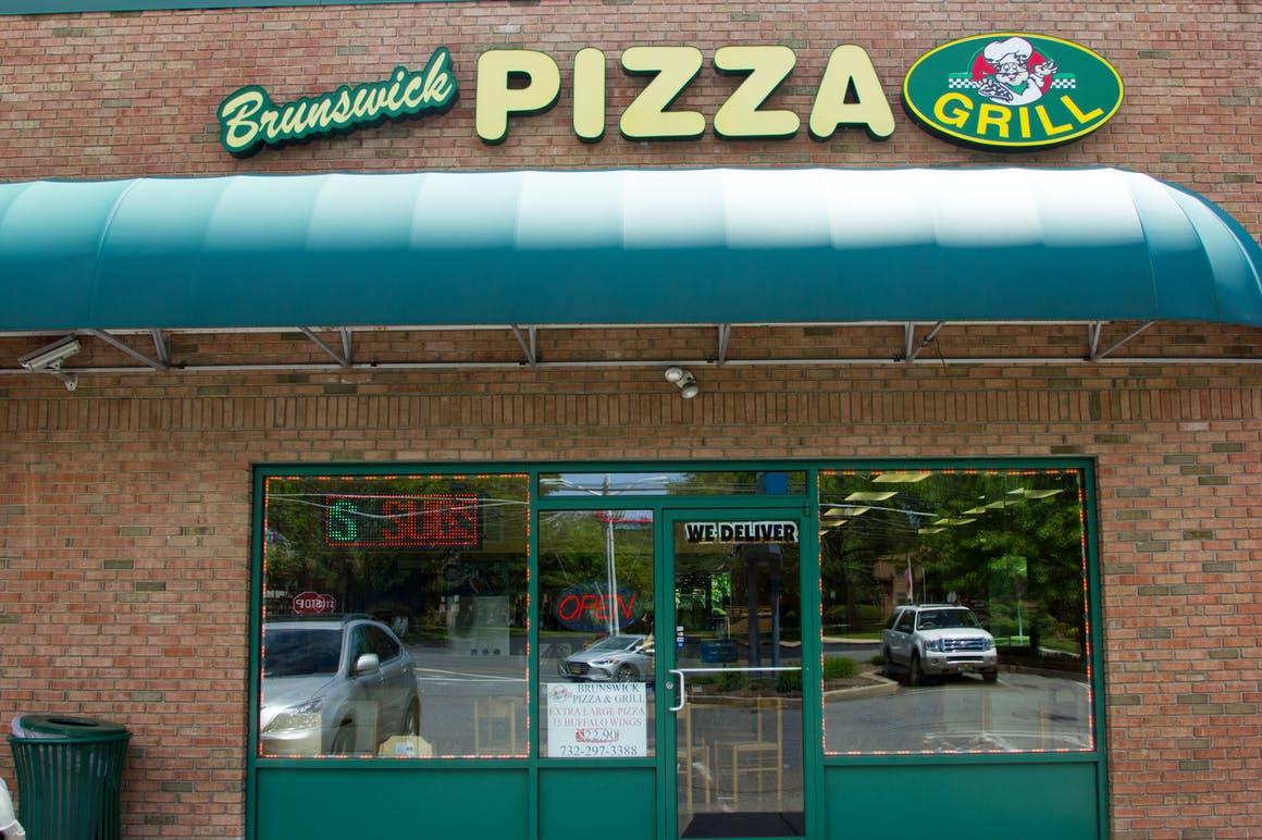 Brunswick Pizza & Grill's restaurant story