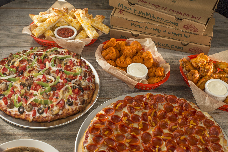 Mountain Mike's Pizza Menu - San Rafael, CA - Order ...