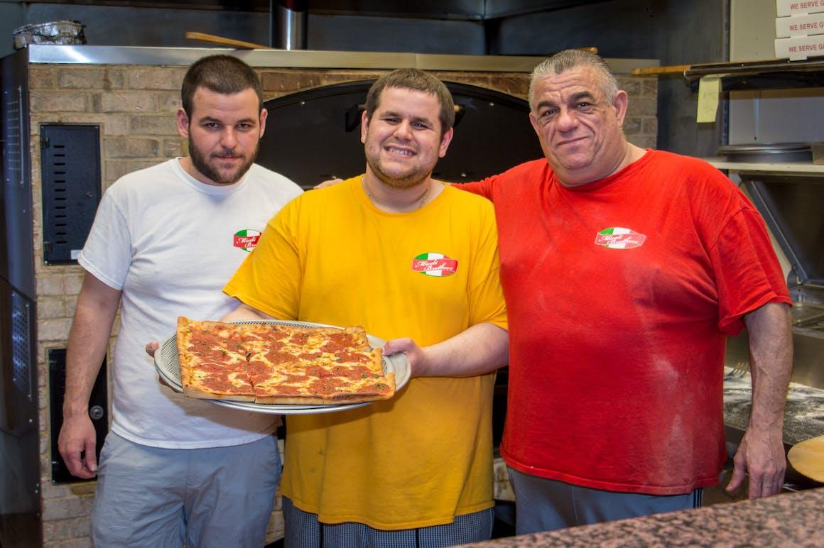 MB Pizzeria & Restaurant's restaurant story