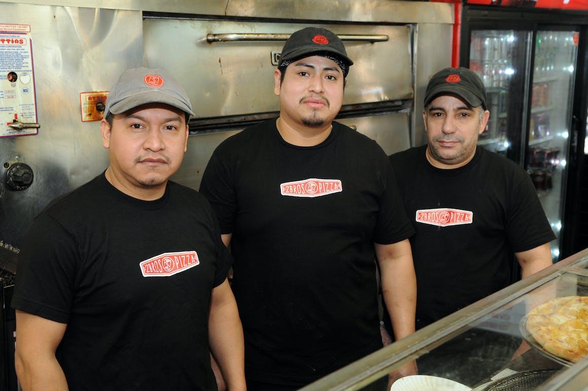 2 Bros Pizza's restaurant story