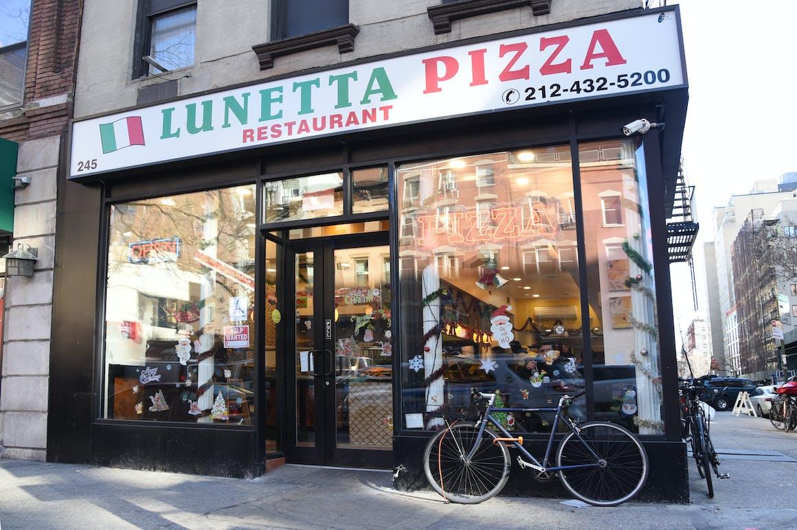 Lunetta Pizza & Restaurant's restaurant story