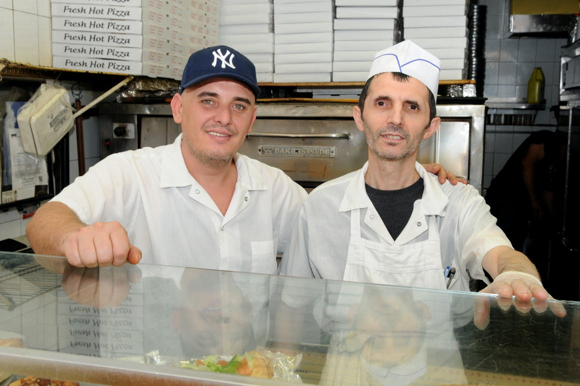 Gino's Pizzeria's restaurant story