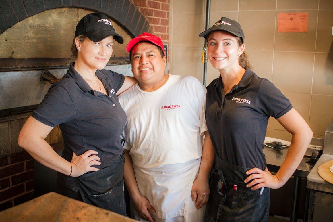Prime Pizza Kitchen's restaurant story